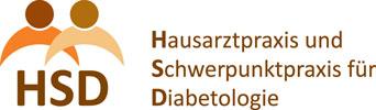 Dr. med. Heike Seibold, Fachärztin für Innere Medizin, Diabetologin DDG in Pfullingen Logo